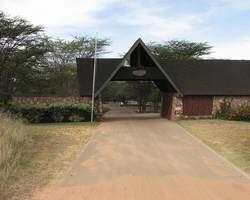 Keekorok Lodge Mara Kenya